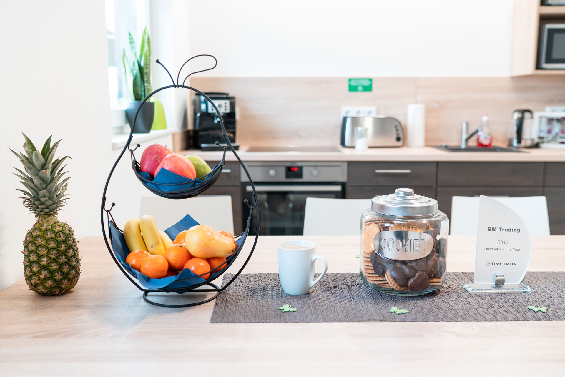 BM-Trading-Arbeitsplatz-Kaffee-Obst-Versorgung-kostenlos
